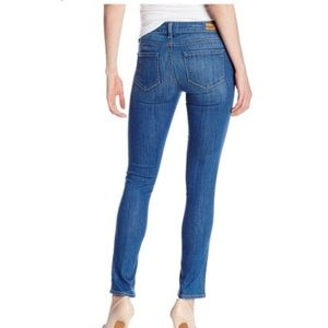 PAIGE Skyline Ankle Peg Adriel Stretch Jeans 27